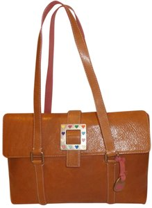 Dooney & Bourke Refurbished Leather X-lg Lined Hobo Bag