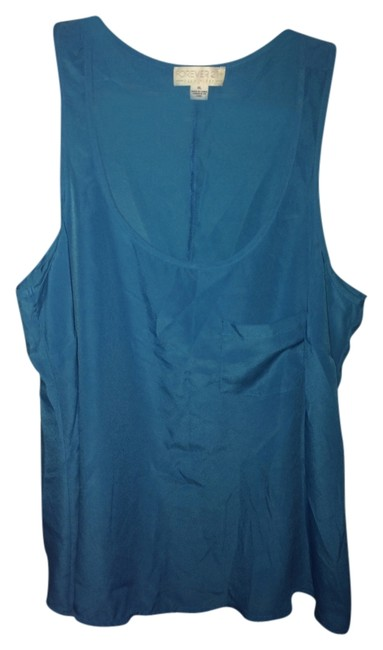 Preload https://item2.tradesy.com/images/forever-21-blue-night-out-top-size-16-xl-plus-0x-2090151-0-0.jpg?width=400&height=650