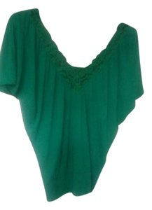Active Basic T Shirt Green