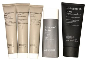 living proof living proof hair set travel sizes