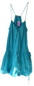 Calypso St. Barth short dress Turquoise on Tradesy