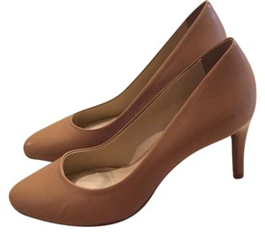 Alex Marie Business Casual Comfortable Nude Pumps