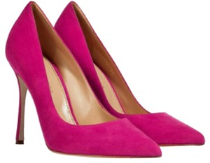 Sergio Rossi pink Pumps