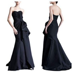 Carolina Herrera Strapless Current Store Display Dress