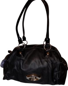 Sienna Ricchi Bold Bright Faux Leather Classic Hobo Bag