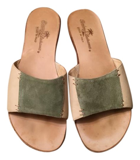 Preload https://img-static.tradesy.com/item/20902057/tommy-bahama-beige-and-green-sandals-size-us-7-regular-m-b-0-1-540-540.jpg