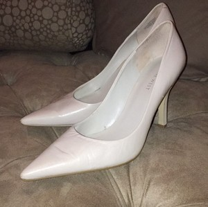 Nine West Ivory Pointed Stilettos Pumps Size US 8.5 Regular (M, B)