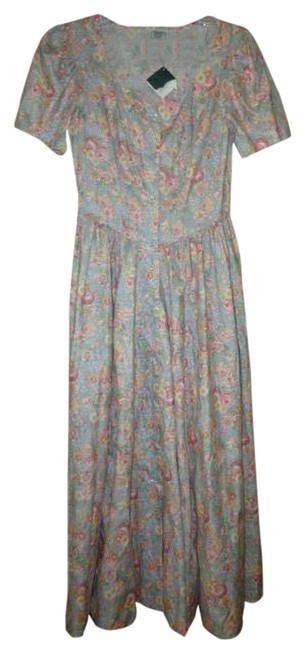 Preload https://item5.tradesy.com/images/laura-ashley-multicolored-vintage-floral-great-britain-xs-extra-small-mid-length-casual-maxi-dress-s-2090224-0-0.jpg?width=400&height=650