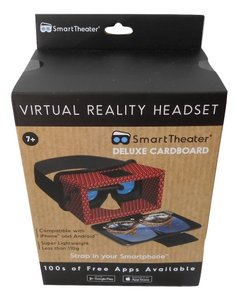Smart Theater Smart Theater Deluxe Cardboard Virtual Reality Headset