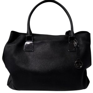 Audrey Brooke Satchel in Black