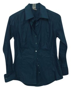 Craig Taylor Button Down Shirt teal