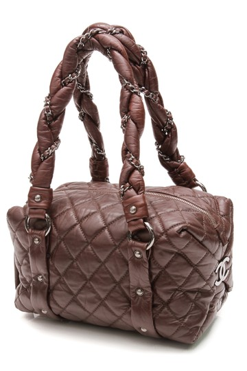 Preload https://img-static.tradesy.com/item/20902738/chanel-distressed-small-lady-brown-leather-satchel-0-0-540-540.jpg