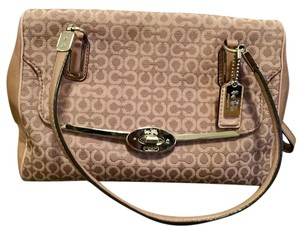Coach Madison Madeline East/west Satchel in Rose