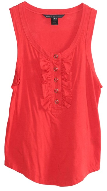 Preload https://img-static.tradesy.com/item/20902774/marc-by-marc-jacobs-red-sarah-summer-knit-jersey-tank-topcami-size-4-s-0-1-650-650.jpg