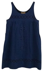 Billabong short dress blue on Tradesy