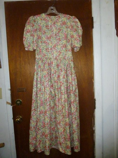 Multicolored Maxi Dress by Laura Ashley Image 1