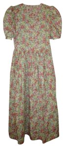 Multicolored Maxi Dress by Laura Ashley