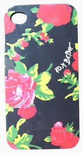 Betsey Johnson Betsey Johnson 4/4S iPhone Cover