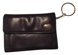 DKNY Soft leather keychain wallet