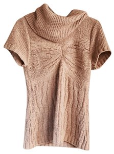 BCBGMAXAZRIA Wool Cream Bcbg Sweater