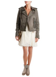 Zadig & Voltaire Vintage Canvas Military Military Jacket