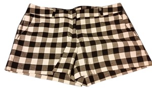 Michael Kors Dress Shorts black and white
