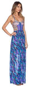 Blue Maxi Dress by Maaji