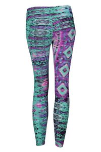 Liquido Active Liquido Active Cosmic Green Leggings