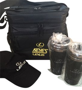 Lexus Lexus 2x Cups, Cap & Multi Purpose Bag