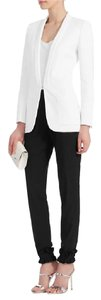 INTERMIX Straight Pants Black