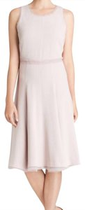 Burberry short dress Pale Orchid on Tradesy