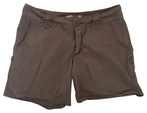 Mossimo Supply Co. Cargo Shorts Brown