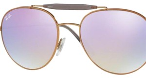Ray-Ban Ray-Ban RB3540 198/7X Bronze-Copper Lilac Gradient Flash Sunglasses