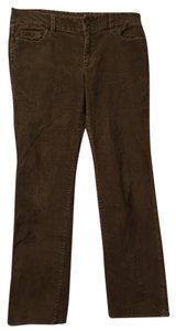 J.Crew Corduroy Casual Relaxed Pants Brown
