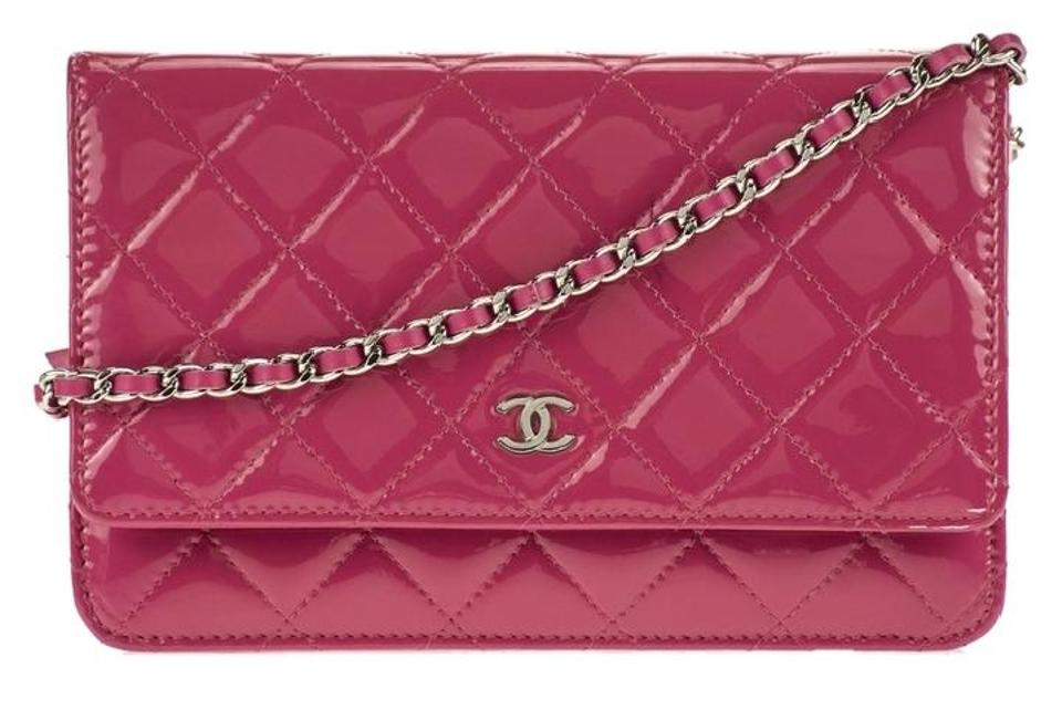 0d97be6ff175 Chanel Wallet on Chain Clutch Wallet On A Chain Quilted Classic ...