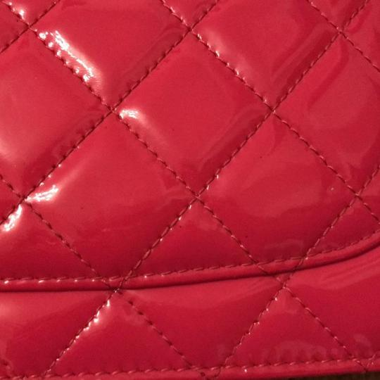 Chanel Wallet Chain Woc Patent Cross Body Bag Image 9