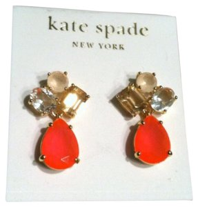 Kate Spade Kate Spade Neon & Nude Earrings