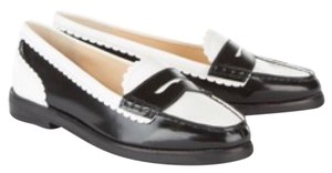 Isa Tapia Black/white (two-tone) Flats