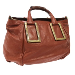 Chloé Paddington Betty Speedy Silverado Tote