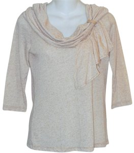 Velvet by Graham & Spencer Top Beige