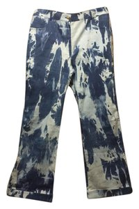 Dior Flare Pants blue