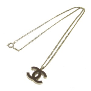 Chanel CC Silver CC Chain