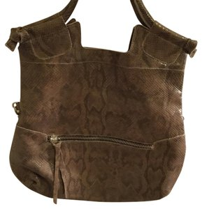 Foley + Corinna Tote in brown and tan