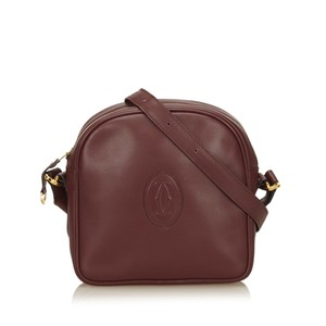 Cartier 6hcash010 Shoulder Bag