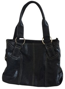 Independent Clothing Co. Satchel in Black
