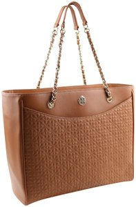 Tory Burch Tote in Luggage / Brown
