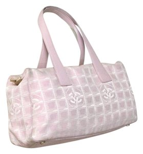 Chanel Luggage Coco Leather Cavier Shoulder Bag
