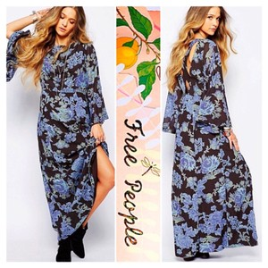 Night Combo Maxi Dress by Free People