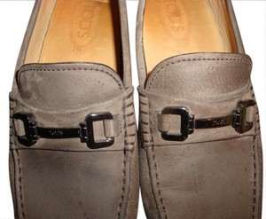Tod's Cocoa Brown Flats
