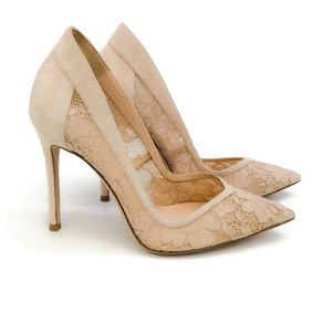 Gianvito Rossi beige Pumps